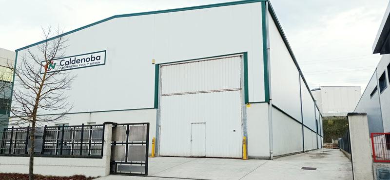 Nave Industrial Caldenoba